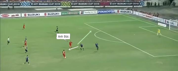 Đức Chinh, Quang Hải và trò chơi chuyển trạng thái - 5