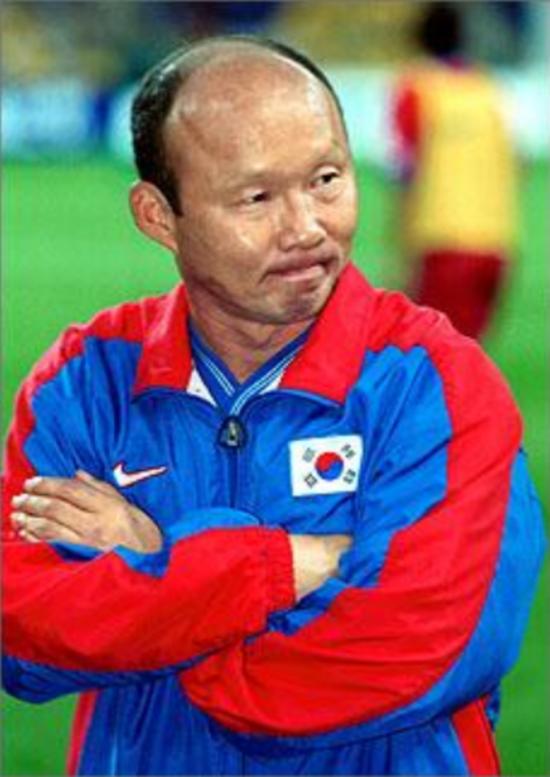 HLV Park chỉ giúp Olympic Hàn Quốc đoạt HC đồngtại Asiad 2002.