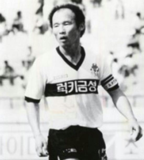 Khi còn thi đấu, ông Park là tiền vệ nhỏ con nhưng giàu thể lực.