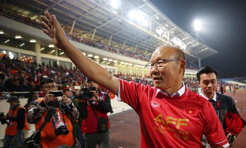 Park Hang-seo: 'Xin tặng chức vô địch AFF Cup cho CĐV Việt Nam'