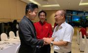 Đội tuyển Việt Nam nhận một tỷ đồng tiền mặt tại khách sạn