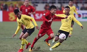 Những điểm nhấn chiến thuật của Việt Nam ở AFF Cup 2018