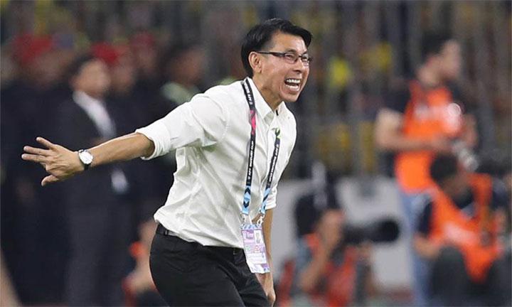 Malaysia của Tan Cheng Hoe để lại dấu ấn tích cực sau khi vào chung kết AFF Cup. Ảnh: Đức Đồng