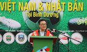 Tổng lãnh sự Nhật Bản: 'Tuyển Việt Nam sẽ là đối thủ của chúng tôi trong tương lai'