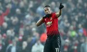 Man Utd kích hoạt điều khoản gia hạn hợp đồng với Martial