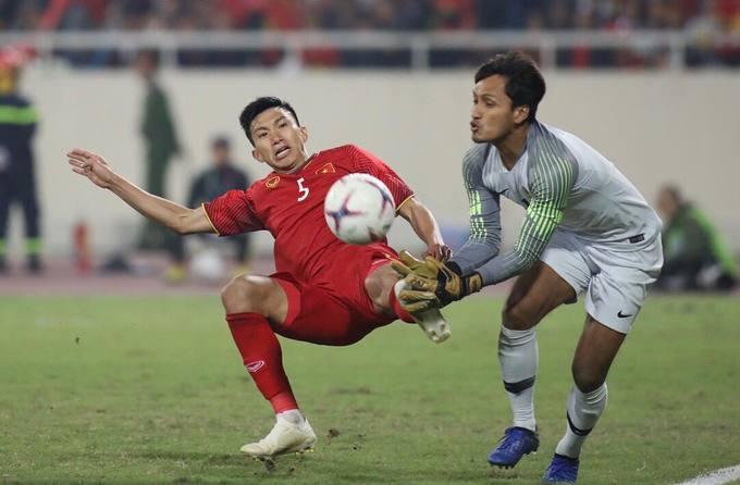 Sáu thành viên Việt Nam vào Đội hình tiêu biểu AFF Cup