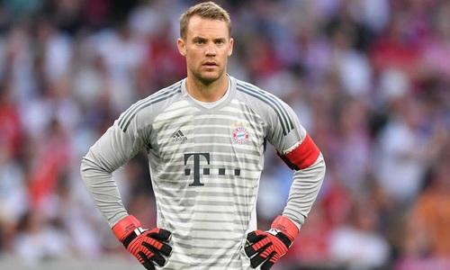 Neuer tự tin Bayern sẽ đánh bại Liverpool
