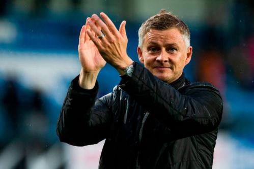 Sân Old Trafford chào đón sự trở lại của Solskjaer. Ảnh:AFP.