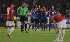 Ba cầu thủ Indonesia bị tố bán độ ở chung kết AFF Cup 2010