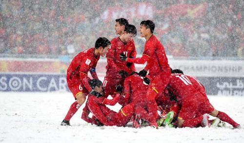 U23 Việt Nam gây chấn động khi giành vị trí á quân giải U23 châu Á.