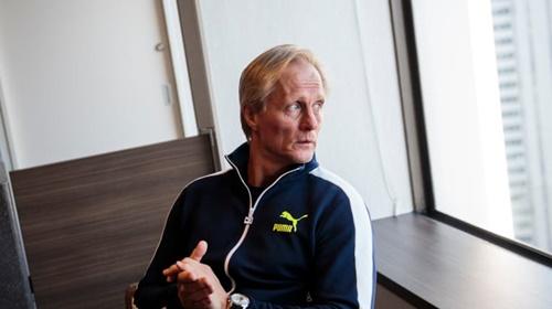 HLV Andersen dẫn dắt đội tuyển Triều Tiên trong vòng hai năm. Ảnh: AFC.