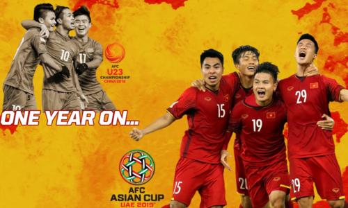 Sơ đồ 3-4-3 giúp Việt Nam vô địch AFF Cup 2019 thuyết phục. Ảnh: FS.