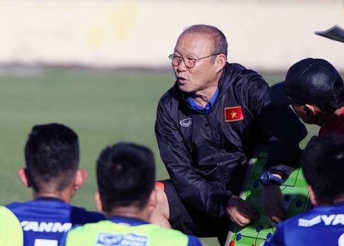 Chỉ trong một năm, HLV Park Hang-seo đã giúp bóng đá Việt Nam gặt hái nhiều thành công trên các cấp độ U23, Olympic và đội tuyển quốc gia.