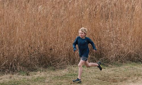 Dù là trên đường chạy hay trong nỗ lực chiến đấu với bệnh tật, Nate luôn kiên trì và quyết tâm vượt khó.