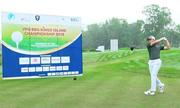 Duy Nhất là hạt giống số hai tại giải golf đối kháng quốc gia