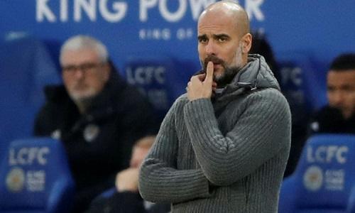 Guardiola muốn Man City giành chiến thắng để lấy lại sự tự tin. Ảnh: Reuters.