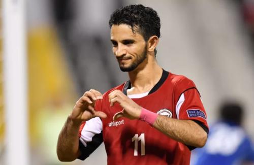 Al-Matari bắt đầu thăng hoa cùng Yemen từ năm 2018. Ảnh: AFC.