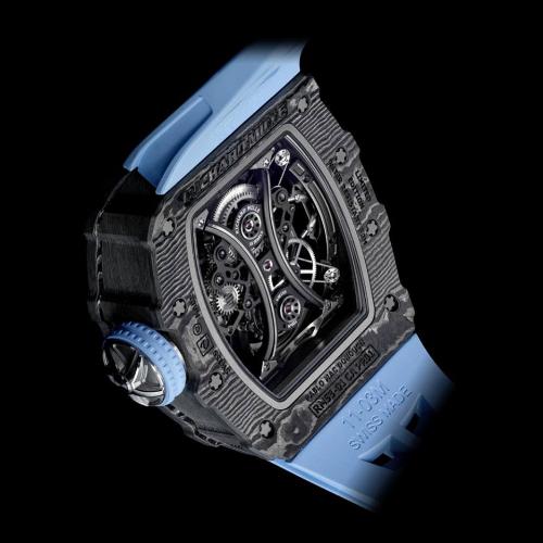Đồng hồ RM 53-01 lấy cảm hứng từ môn polo của Richard Mille - 2