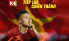 Theo dõi các trận cầu của Việt Nam và Man Utd dưới thời Solskjaer trên K+