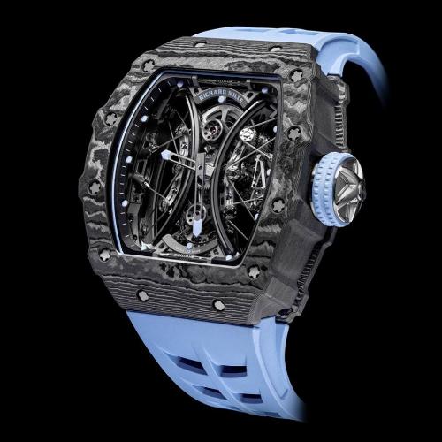 Đồng hồ RM 53-01 lấy cảm hứng từ môn polo của Richard Mille - 1