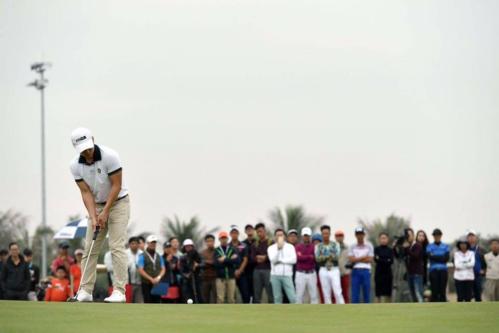 Giải đấu năm nayqui tụ nhiều golfer hàng đầu Việt Nam.