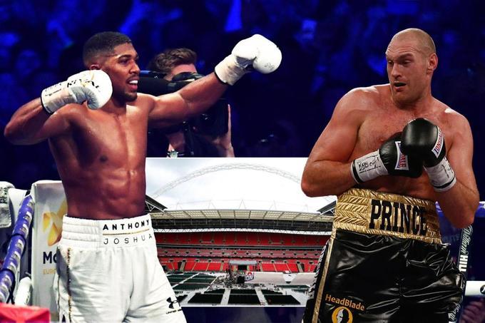 7 trận quyền Anh và UFC được chờ đợi nhất năm 2019