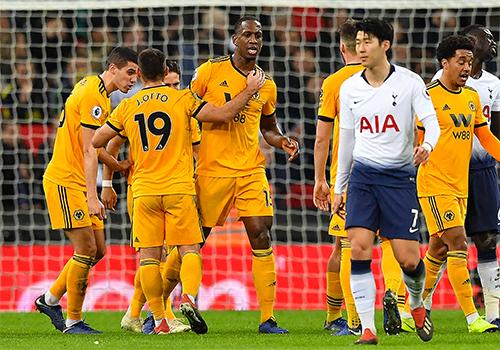 Tottenham bất ngờ bại trận vào thời điểm họ được chờ đợi sẽ đua tranh quyết liệt nhất với Man City và Liverpool. Ảnh: SpursWeb.