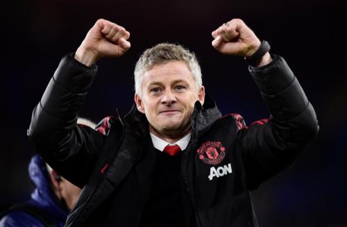 Solskjaer mang niềm vui trở lại sân Old Trafford. Ảnh:AFP.