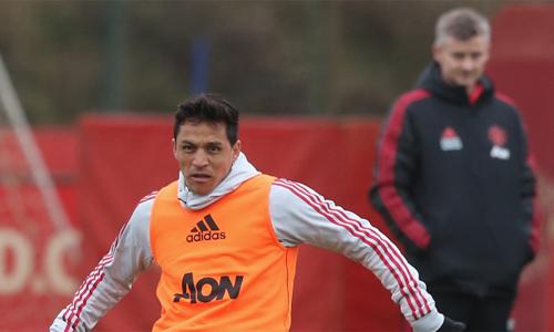 Solskjaer cho rằng Sanchez hợp với triết lý bóng đá của ông. Ảnh: Man Utd.