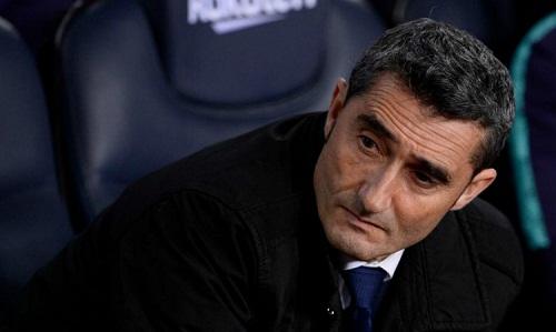 Valverde để ngỏ khả năng rời Barca vào cuối mùa. Ảnh: Marca.