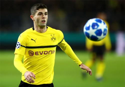 Pulisic mới 20 tuổi, nhưng đã đá cho Dortmund 114 trận và là trụ cột của đội bóng này từ hai năm qua.