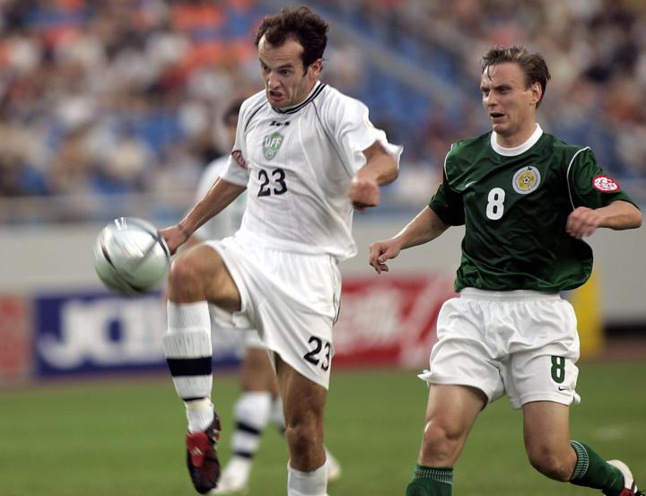 Trận derby Trung Á giữa Uzbekistan và Turkmenistan hứa hẹn kịch tính. Ảnh:AFC.