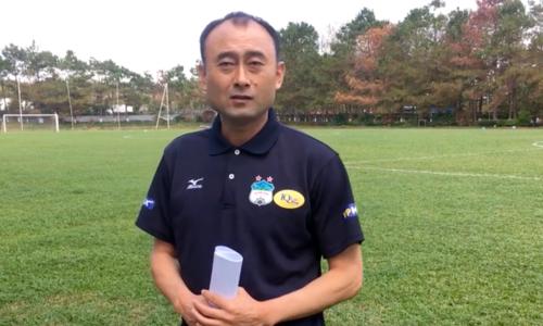 ÔngLee Tae- hoon tự tin giúp HAGL cải thiện thành tích ở V-League 2019.