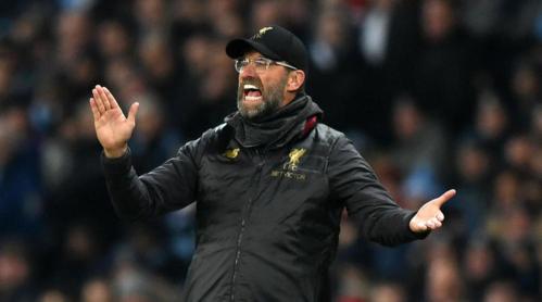 Klopp làm giảm sức ép cho Liverpool sau thất bại. Ảnh:Reuters.