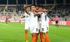 Ấn Độ lập kỷ lục thắng đậm nhất khi hạ Thái Lan
