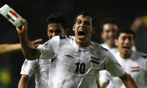 Đội tuyển Iraq và ước vọng từ bom đạn chiến tranh