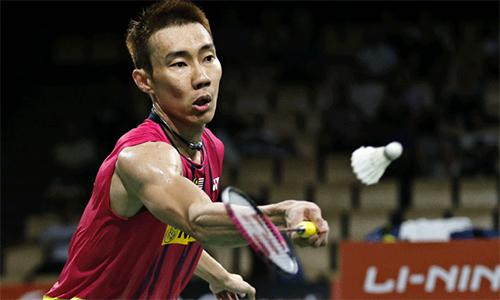 Sự nghiệp của Leekhông thuận lợi trong những năm gần đây. Anh từng bị cấm thi đấu vì dương tính với chất cấm vào năm 2014, rồi lại mắc ung thư vào năm ngoái. Ảnh: AFP.