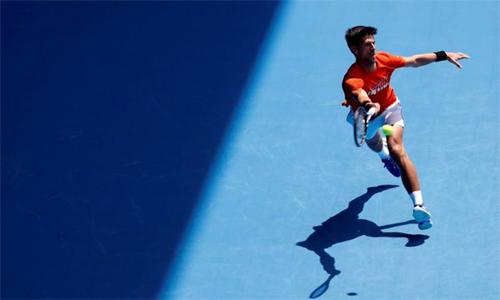 Djokovic rơi vào nhánh khó. Ảnh: Reuters.