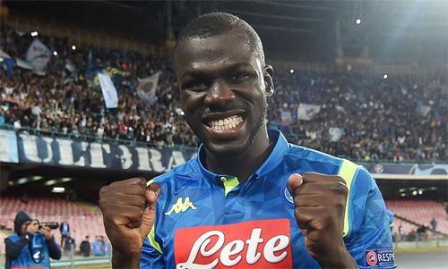 Koulibaly đang nhận được sự quan tâm của nhiều đội bóng lớn. Ảnh: Reuters
