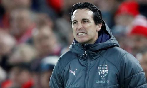 BLĐ Arsenal không cấp tiền cho Emery mua sắm trong chuyển nhượng tháng 1/2018. Ảnh: Reuters.