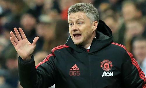 Solskjaer chưa chắc dẫn dắt Man Utd mùa sau. Ảnh: Reuters