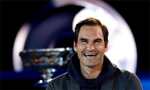 Federer không muốn chia tay sự nghiệp theo cách nhiều nước mắt giống Andy Murray. Ảnh: Reuters.