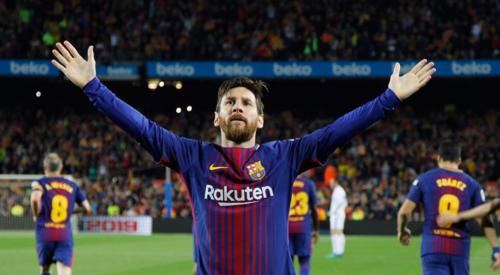 Messi đang hàng tuần tạo nên những điều kỳ diệu trong bóng đá.