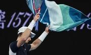 Andy Murray thất bại ngay trận ra quân Australia Mở rộng