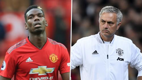 Pogba phải đảm nhiệm vai trò phòng ngự nhiều hơn khi còn làm việc với Mourinho. Ảnh:AFP.