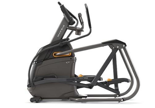 Máy tập liên hoàn A50 XR của Johnson Fitness đem đến cảm giác thoải mái.