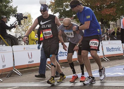 Người lớn tuổi và/hoặc có vấn đề về tim mạch nên cân nhắc khi tập chạy marathon.
