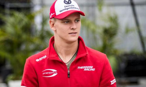 Mick Schumacher tiến thêm một bước để trở thành tay đua F1 chuyên nghiệp. Ảnh: SS.