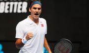 Federer phải bung hết sức để qua vòng hai Australia Mở rộng