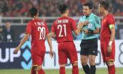 Trọng tài bắt lượt về chung kết AFF Cup cầm còi trận Việt Nam - Jordan